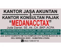 KKP & KJA Medan AccTax