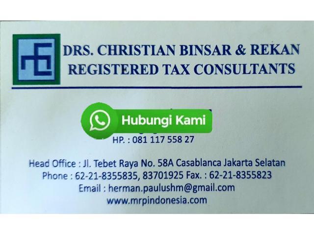 Drs. Christian Binsar & Rekan