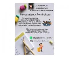 Konsultan Pajak dan Kuasa Hukum Pengadilan Pajak, Jakarta