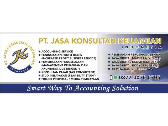 PT Jasa Konsultan Keuangan   Accounting Service and Tax