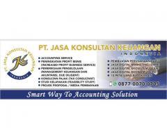 PT Jasa Konsultan Keuangan | Accounting Service and Tax